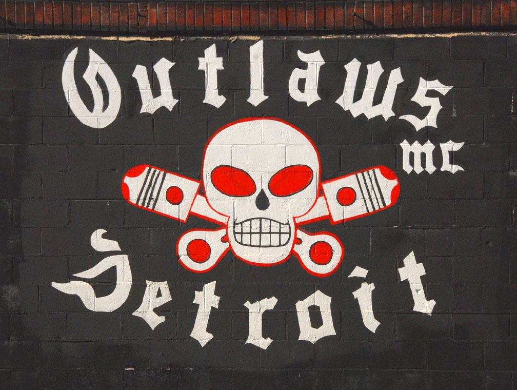 JOIN A DETROIT MOTORCYCLE CLUB - David CLEMENTS Productions